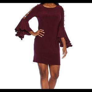 Burgundy Dress (NWT)